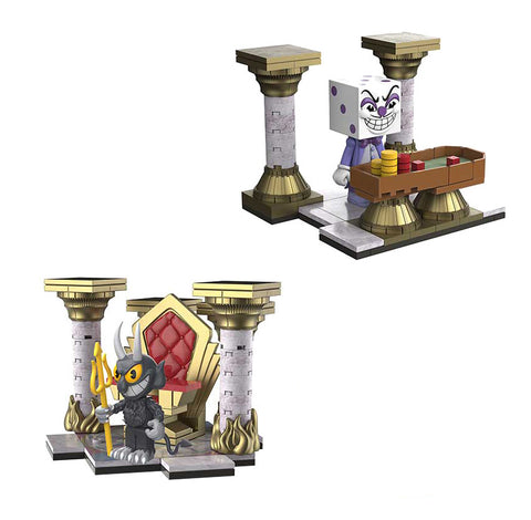 Cuphead Small Construction Sets 1 Assortment McFarlane Toys