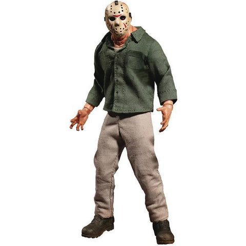 Friday the 13th Part III Action Figure 1/12 Jason Voorhees 16 cm (Pre-Order)