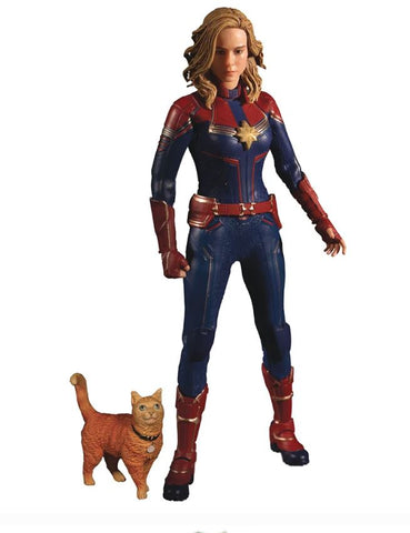One:12 Collective Captain Marvel (Pre-Order)