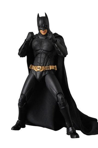 Batman - Batman Begins MAF EX Action Figure (Pre-order) - Medicom Toy