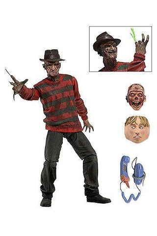 "Nightmare on Elm Street Freddy's 30th Anniversary - Ultimate Freddy 7"" Action Figure (Pre-Order) - NECA"