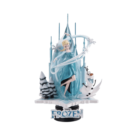Frozen D-Select PVC Diorama Disney