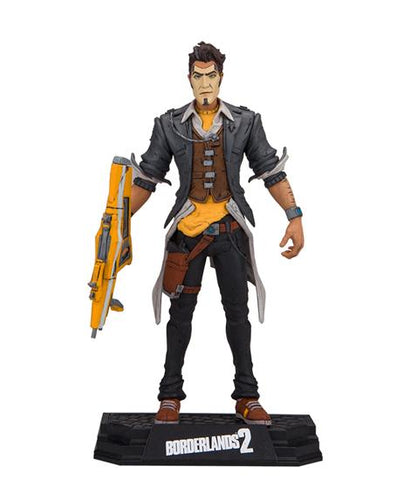 "Borderlands Handsome Jack Tops 7"" Action Figure"