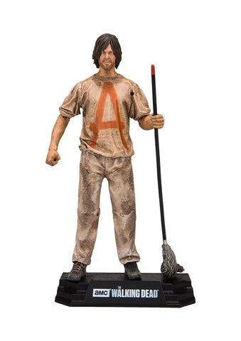 "The Walking Dead Series 7"" Action Figure Colour Tops - Saviour Prisoner Daryl"
