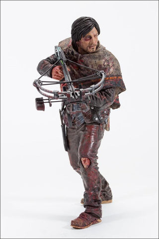 "The Walking Dead Daryl Dixon Survivor Edition 10"" figure - McFarlane Toys"