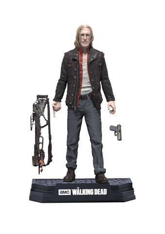 "The Walking Dead Dwight Colour Tops Blue 7"" Action Figure"