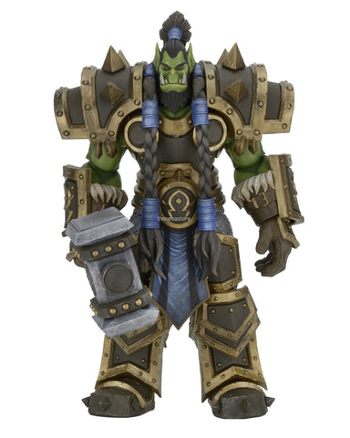 "Heroes of the Storm - 7"" Scale Action Figure - Thrall (World of WarCraft) - NECA"