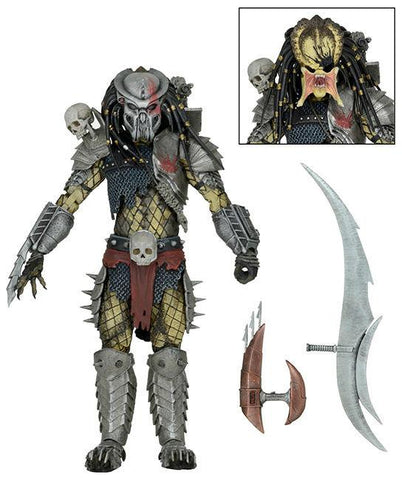 "NECA, Predator Scarface 7"" Concrete Jungle Video Game Appearance Action Figure - ASC"