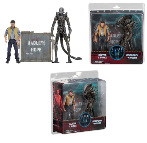 "Aliens 7"" scale Action Figure Hadley's Hope 2 pack (Pre-Order) - NECA"