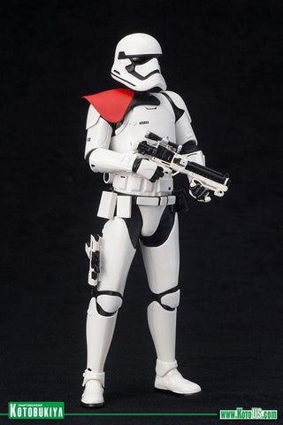 "Kotobukiya, Star Wars First Order Stormtrooper 10"" ArtFX+ Action Figure - Autostrada Collectables"