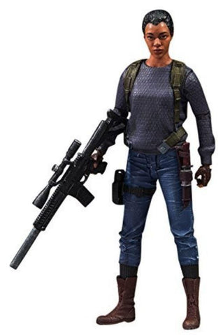 The Walking Dead Series 10 Action Figure (Exclusive) - Sasha