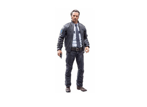 The Walking Dead Series 10 Action Figure - Constable Rick Grimes Exclusive