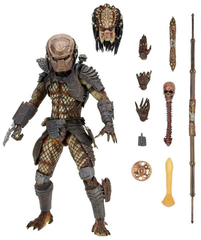 "NECA, Predator Ultimate City Hunter 7"" Action Figure - ASC"