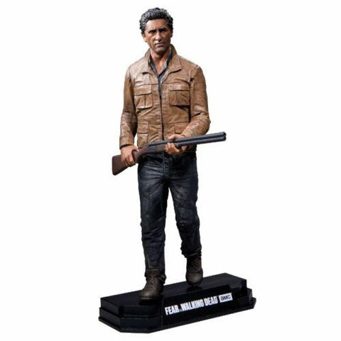 "Fear The Walking Dead - Travis Manawa Colour Tops Red 7"" Action Figure"