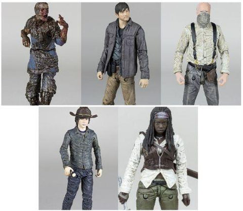 The Walking Dead Action Figures - Series 7 - McFarlane Toys