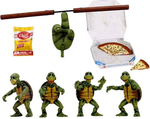 Teenage Mutant Ninja Turtles 1/4 scale baby turtles (PRE-ORDER)