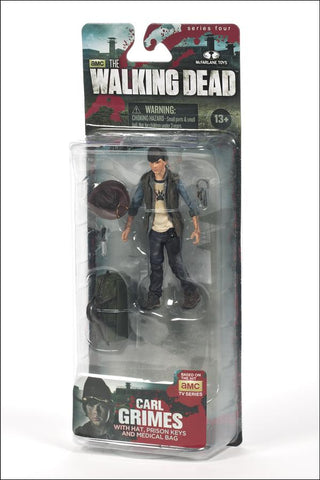 The Walking Dead Action Figures - Series 4 - McFarlane Toys