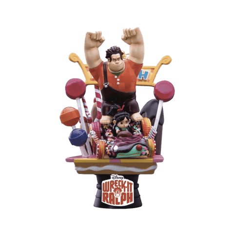 Wreck-It Ralph D-Select PVC Diorama Disney (Pre-Order)