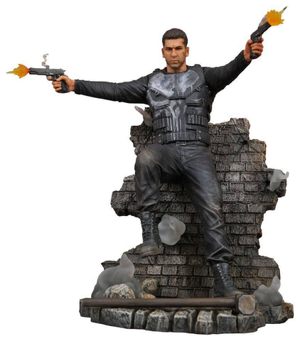 Punisher TV Series Marvel Gallery Statue Punisher Version 2 (Pre-Order)