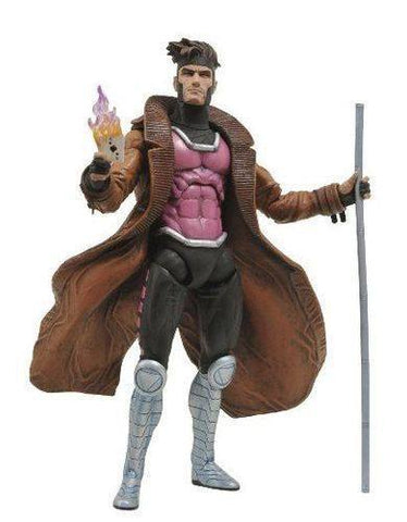 Marvel Select Action Figure Gambit 18 cm (Pre-Order)