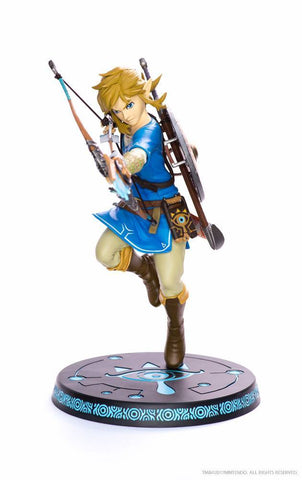 "The Legend of Zelda - Breath of the Wild 10"" Statue - Dark Horse"