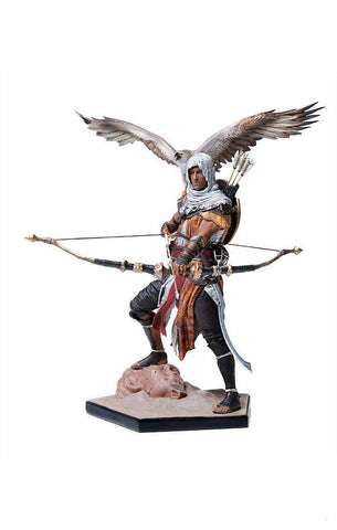 "Assassin's Creed Origins Deluxe Art Scale 9"" Statue Bayek (Pre-Order)"