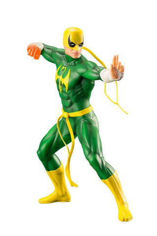 The Defenders Series - Iron Fist ArtFX+ Action Figure (Pre-Order)