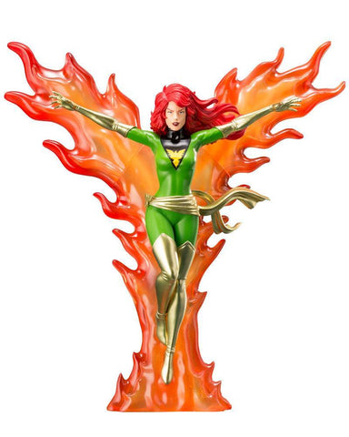 Marvel Universe ARTFX+ Statue 1/10 Phoenix Furious Power (X-Men '92)