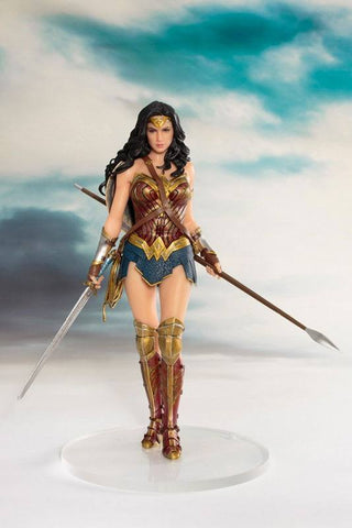 Justice League: Wonder Woman ARTFX+ Statue Action Figure (Pre-Order) - Kotobukiya