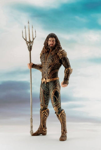 Justice League: Aquaman ARTFX+ Statue Action Figure (Pre-Order) - Kotobukiya