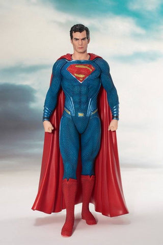 Justice League: Superman ARTFX+ Statue Action Figure (Pre-Order) - Kotobukiya