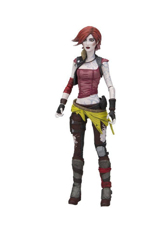 "Borderlands 2 Action Figure Lilith Colour Tops 7"" (Pre-Order)"
