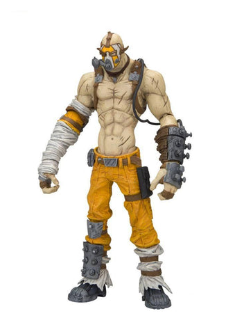 "Borderlands 2 Action Figure Krieg Colour Tops 7"" (Pre-Order)"