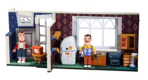 Hello Neighbor Large Construction Set The Neighbor's House (Pre-Order)