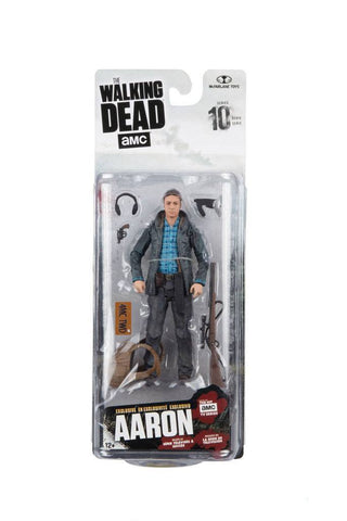 The Walking Dead Series 10 Action Figure - Aaron (Exclusive Edition)