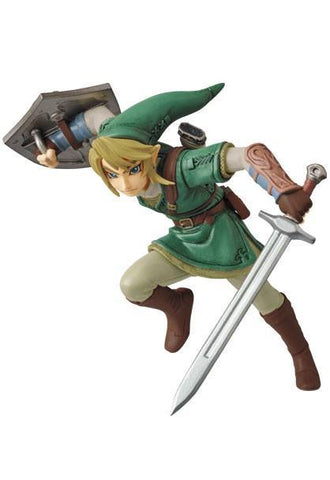 "The Legend of Zelda - Twilight Princess Mini Figure 2.75"" - Link - Medicom Toy"