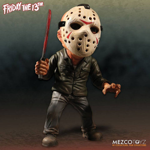 Friday the 13th Deluxe Stylized Roto Figure Jason 15 cm (Pre-Order)