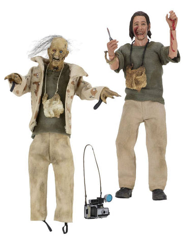 "Texas Chainsaw Massacre – 8"" Clothed Action Figures – Nubbins Sawyer Collector's Set (Pre-Order) - NECA"