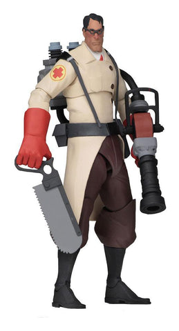 "Team Fortress Action Figures 7"" Series 4 RED Assortment"
