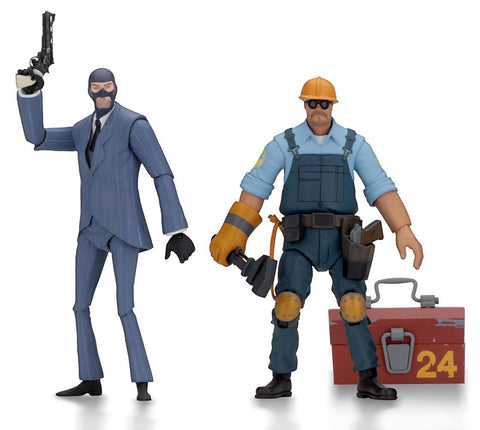 "Team Fortress Action Figures 7"" Series 3.5 BLU Assortment (Pre-Order)"