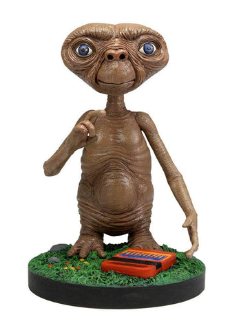 ET the Extra-Terrestrial Head Knocker E.T. 13 cm