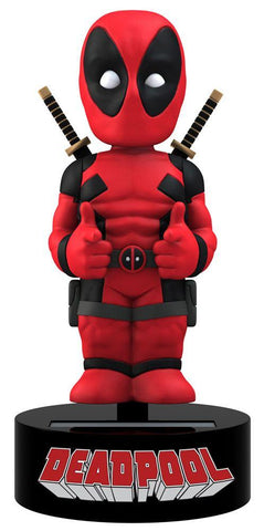 Marvel Comics Body Knocker Bobble-Figure Deadpool