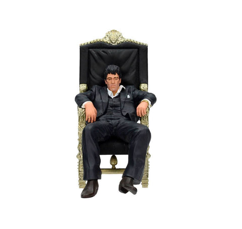 Scarface Movie Icons PVC Statue Tony Montana 18 cm (Pre-Order)