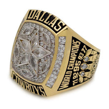 dallas cowboys 1995 replica super bowl ring