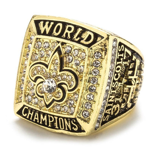 New Orleans Saints (2009) Replica Super Bowl Championship Ring