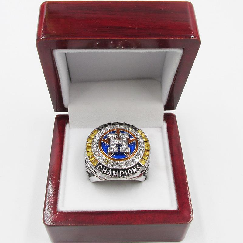 2017 Houston Astros World Series Championship Ring Replica (Fan Version) - Champ Rings USA
