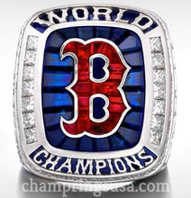 Boston Red Sox (2018) World Series Replica Championship Ring - Champ Rings USA