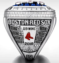 Boston Red Sox (2018) World Series Championship Ring Replica