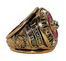 1969 Kansas City Chiefs Super Bowl Championship Replica Ring