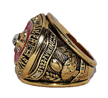 1969 Kansas City Chiefs Super Bowl Championship Ring Replica